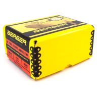 BERGER 7MM(.284)195gr EOL BULLET ELITE-HUNTER 500/b