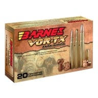 BARNES AMMO 470 N.E. 500g BANDED-SOLID 20/bx 10/cs