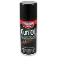 BIRCHWOOD-CASEY SYTHETIC GUN OIL 10oz AEROSOL 6/CS