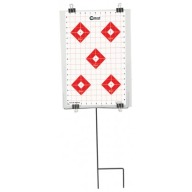 CALDWELL ULTRA PORTABLE TARGET STAND w/TARGETS