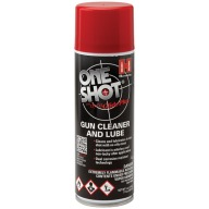HORNADY ONE-SHOT GUN CLEANER 5.5oz AEROSOL 12/CS