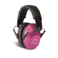 WALKERS PRO-LOW PROFILE FOLDING MUFF PINK 31dB
