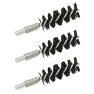 BORE TECH NYLON PISTOL BRUSH 44/45cal 8/32 3/PKG