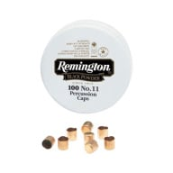 REMINGTON PERCUSSION CAPS #11 1000/bx