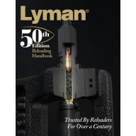 Lyman Reloading Manual - 50th Edition Softcover