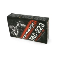 NORMA AMMO 223 REMINGTON 55gr FMJ TAC-223 20/bx 40/cs