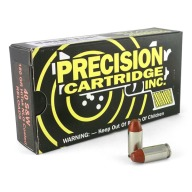 P.C.I. AMMO 40 S&W 180gr LDFN-COATED (USED) 50/BX