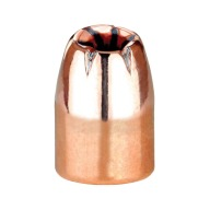 BERRY 9MM (.356)124gr HHP BULLET HYBRID-HP 250/BX