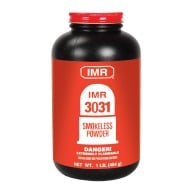 IMR POWDER 3031 1LB 10/CS