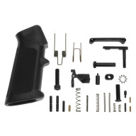 DPMS AR-15 LOWER RECEIVER PARTS KIT LESS TRIGGER GP