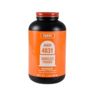 IMR POWDER 4831 1LB 10/CS