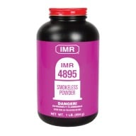 IMR POWDER 4895 1LB 10/CS
