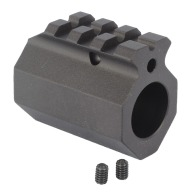 DPMS AR-15 SINGLE RAIL GAS BLOCK .750