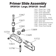 Dillon Primer Slide Assembly Square Deal B Small