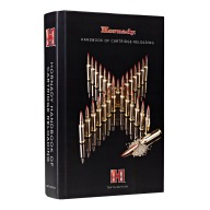 HORNADY HANDBOOK OF CART- RIDGE RELOADING 10th EDIT