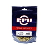 PRVI PARTIZAN BRASS 25 ACP UNPRIMED 50/BAG