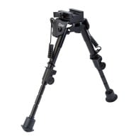 "CALDWELL BIPOD XLA 6-9"" PIC RAIL, FIXED, BLACK"