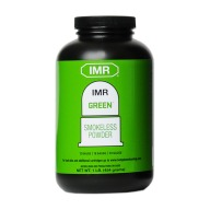 IMR Green Smokeless Powder 14 Ounce