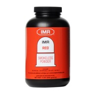 IMR Red Smokeless Powder 14 Ounce