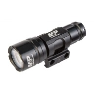 M&P DELTA FORCE RM-10 LED FLASHLIGHT w/PIC RAIL MNT