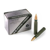 ROMANIAN AMMO 8x57 (NEW) 170gr FMJ 20/bx 36/cs