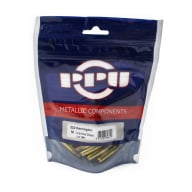 PRVI PARTIZAN BRASS 222 REMINGTON UNPRIMED 50/BAG