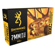 BROWNING AMMO 7MM REMINGTON MAG 155g BIG GAME BXC 20/bx 10/cs