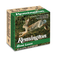 "REMINGTON AMMO 20ga 2.75"" 1225 fps 7/8oz #6 25/bx 10/cs"
