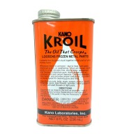 KROIL PENETRATE OIL/BORE SOLVENT 8oz LIQUID 24/CS