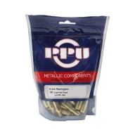 PRVI PARTIZAN BRASS 6MM REMINGTON UNPRIMED 50/BG