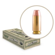 JESSE JAMES AMMO 40 S&W 180gr FMJ 50/bx 20/cs