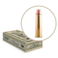 JESSE JAMES AMMO 357 MAG 158gr JHP 50/bx 20/cs