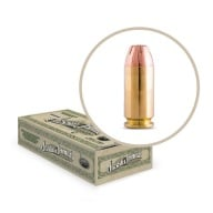 JESSE JAMES AMMO 40 S&W 180gr JHP 50/bx 20/cs