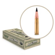 JESSE JAMES AMMO 300 BLK OUT 110gr TACTX 20/b 10/c