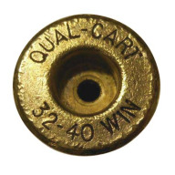 QUALITY CARTRIDGE BRASS 32-40 WINCHESTER UNPRIMED 20/BAG