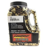"LIGHTNING FIRED BRASS 380 ACP""READY TO LOAD""1000JUG"