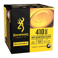 BROWNING AMMO 410g 2.50d 1/2oz 1300fps #8 250/cs