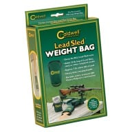 CALDWELL LEAD SLED WEIGHT CARRY BAG GREEN POLYESTER