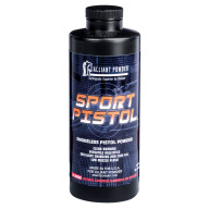 ALLIANT SPORT PISTOL 1lb POWDER (1.4c) 10/cs