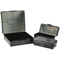 Frankford Arsenal Plastic Hinge-Top Ammo Box #1003 100 Rounds