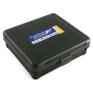 Frankford Arsenal Plastic Hinge-Top Ammo Box #1001 100 Rounds