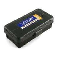 Frankford Arsenal Plastic Hinge-Top Ammo Box #501 50 Rounds