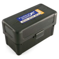 Frankford Arsenal Plastic Hinge-Top Ammo Box #505 50 Rounds