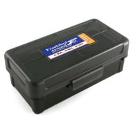 Frankford Arsenal Plastic Hinge-Top Ammo Box #507 50 Rounds