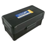 FRANKFORD HINGED AMMO BOX #512 22BR/SPC 50rd 10/CS