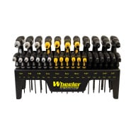 WHEELER P-HANDLE DRIVER SET SAE/METRIC/HEX/TORX