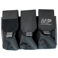 M&P PRO TAC AR/AK MAG POUCH HOLDS 3 MAGS