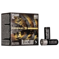 "FEDERAL AMMO 12ga 2.75"" BL-CD 1500fps 1-1/8 #BB 25/bx"