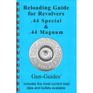 Gun-Guides Reloading Guide for 44 Special/44 Mag