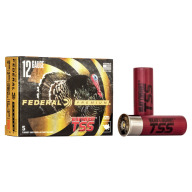 "FEDERAL AMMO 12ga 3"" HVY-TSS TURKEY 1.75oz #9 5bx 10cs"